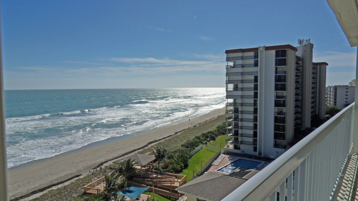 New Price for this Oceana South Corner Unit Oceanfront