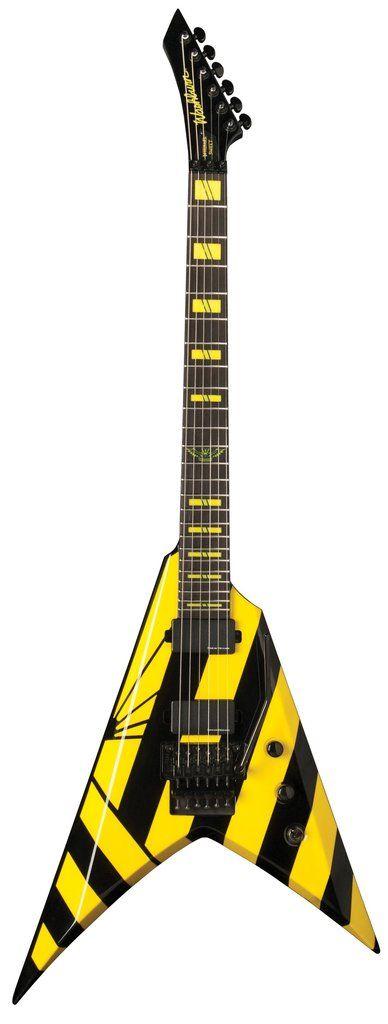 Washburn Parallaxe V260FR Michael Sweet Electric Guitar