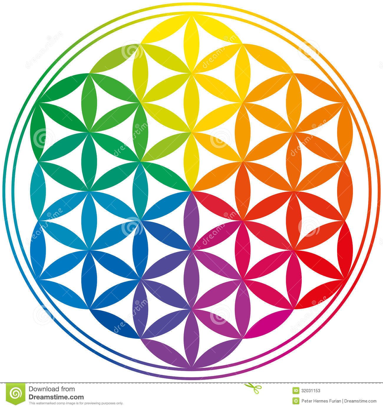 Flor De La Vida Google Search Flower Of Life Flower Mandala Sacred Geometry