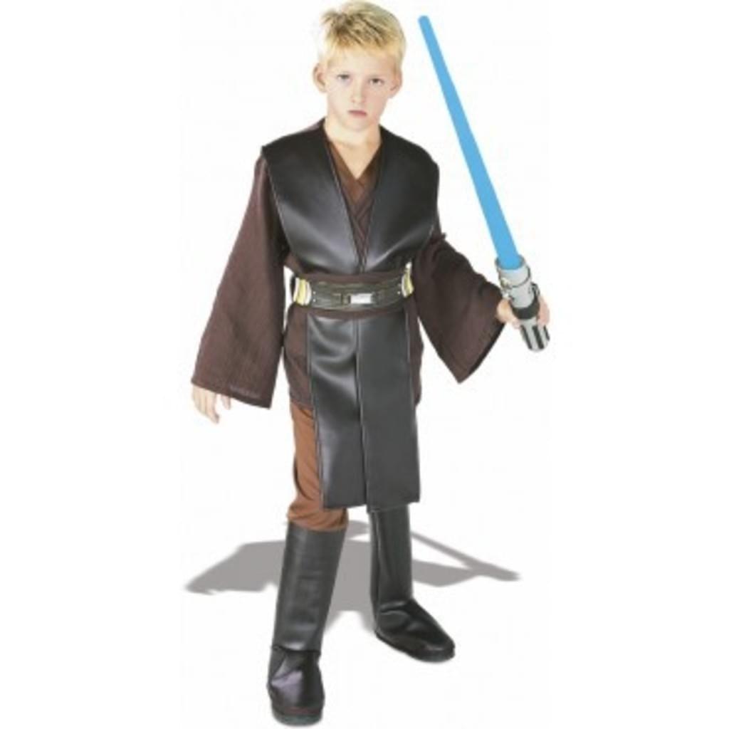 Brilliant Anakin Skywalker Kostum Kinder Kostum Schwarzer Mantel Foto Online