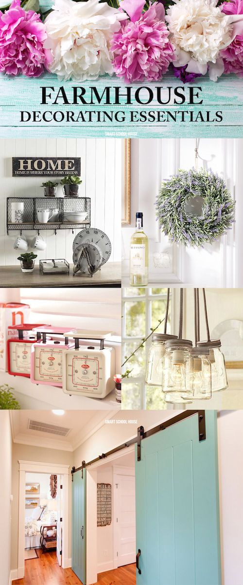 farmhouse decorating ideas for the home kitchen bathroom