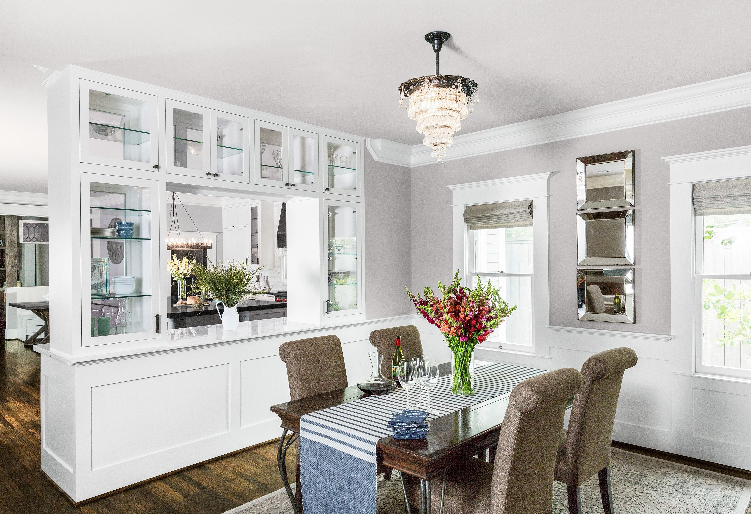 A 1920s Bungalow Remodel Room To Grow Craftsman Dining