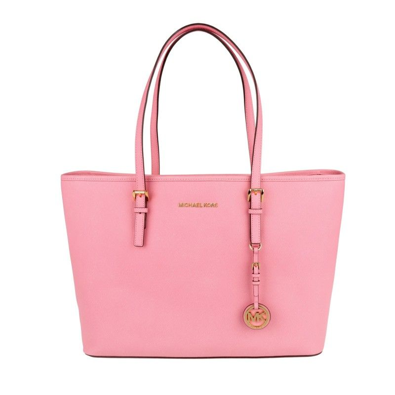 8c5425617486 ... cool Michael Kors Tasche - Jet Set Travel MD TZ Multifunction Tote  Misty Rose - in .