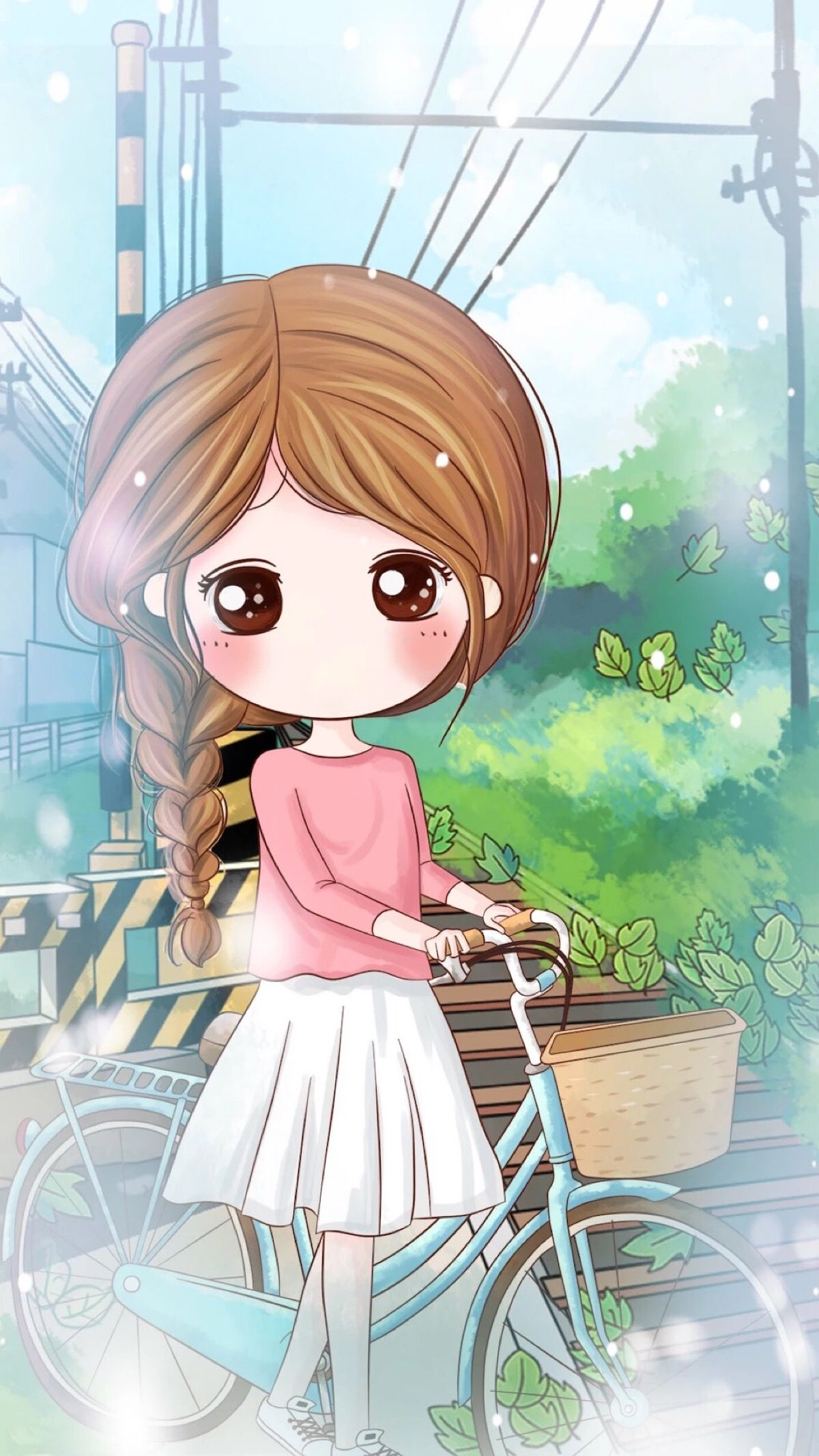 pinatul padia on cycle | pinterest | chibi, chibi girl and anime