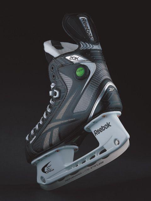 Reebok 20K Skate Lace Lock, Flexion Zone  Achilles -8856