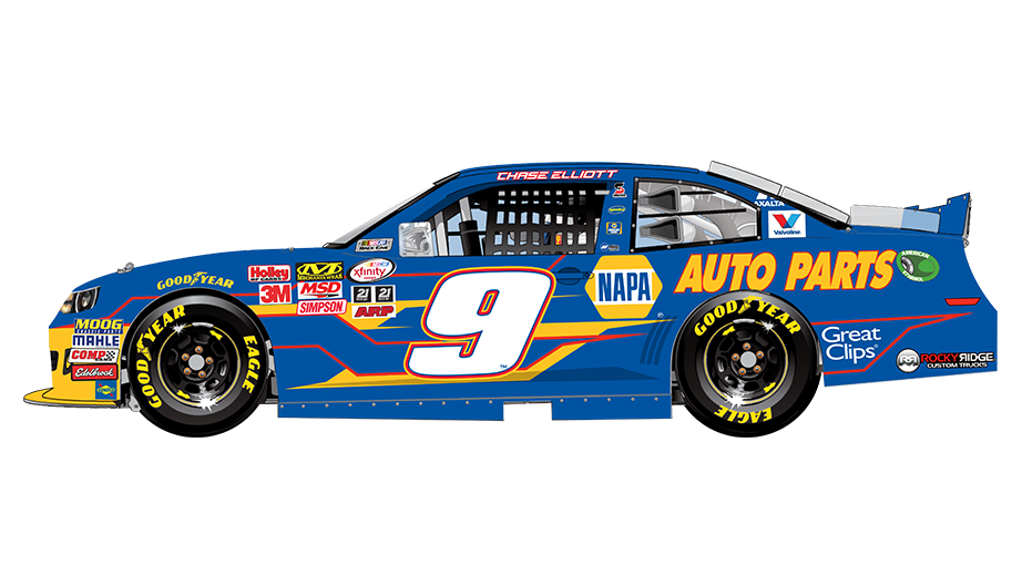 Paint Scheme Preview Daytona NASCAR Nascar, Chase