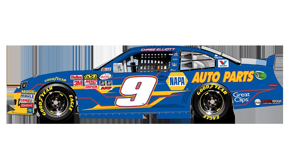 Paint Scheme Preview Daytona NASCAR Nascar, Chase
