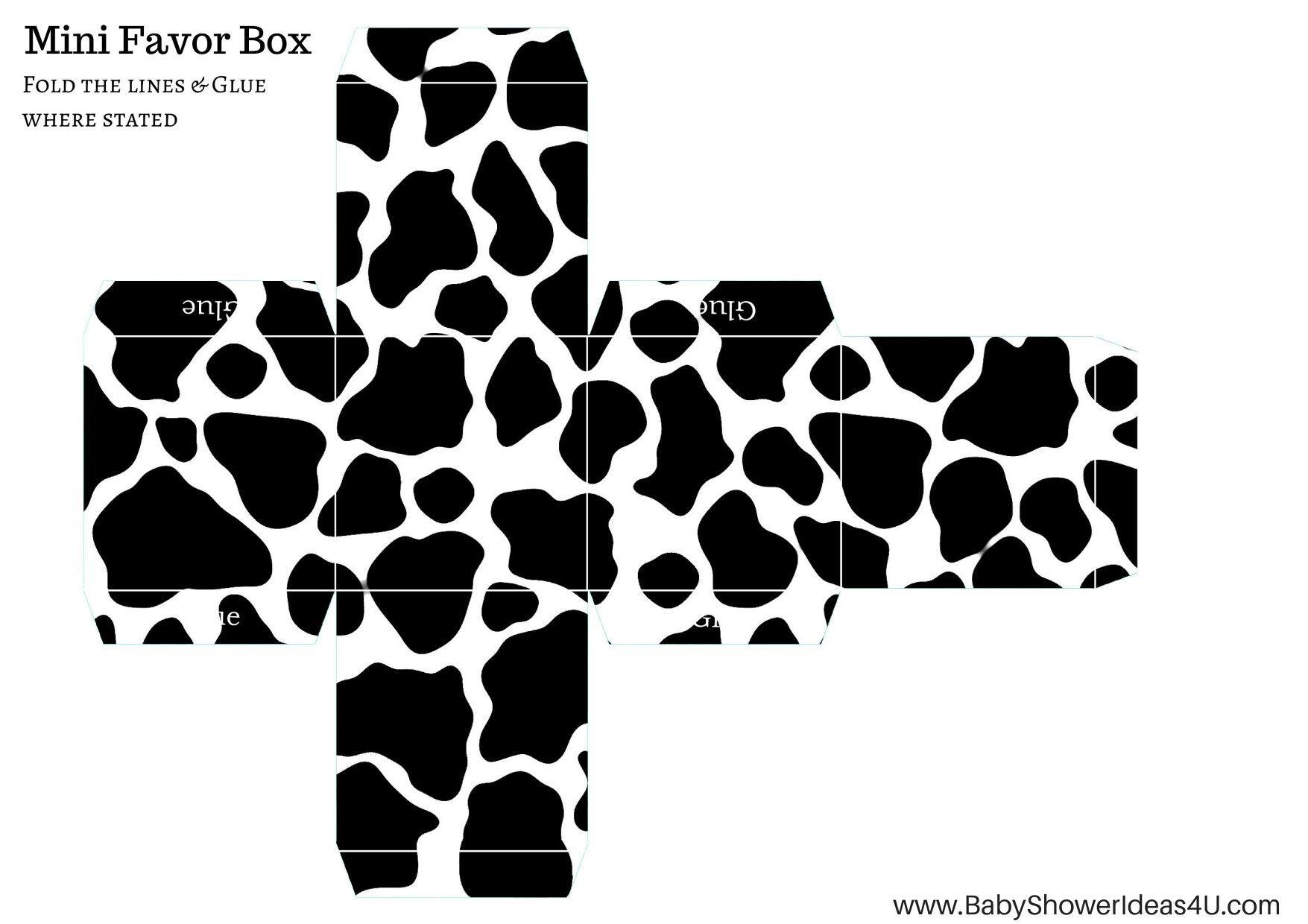 Cajita cubo
