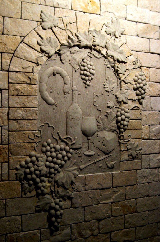 Picture 520 « Лепнина, барельефы, роспись стен @ Арт-студия Гоманюк Ольги