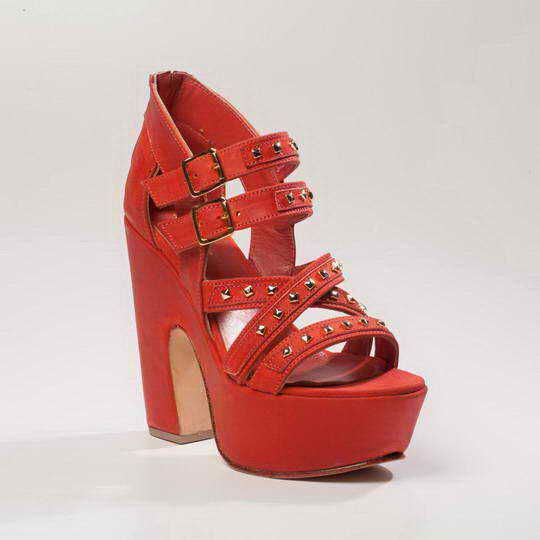 Colección Primavera Verano 2013-2014 Fabrica de calzado femenino Boutique