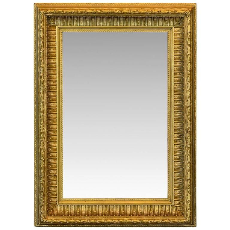 Victorian Wood and Gilt Antique Picture Frame, circa 1880   1stdibs ...
