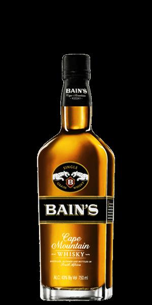 Bain S Cape Mountain Single Grain Whisky Whisky Whiskey Cocktails Whiskey Drinks