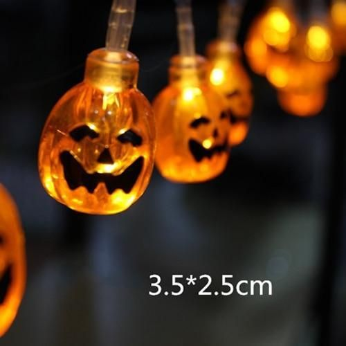 Hanging Halloween Decoration LED Lights Products Pinterest