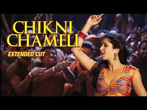 Song Chikni Chameli Agneepath Is An Indian Action Drama Film Produced By Hiroo Yash Johar And Karan Johar Songs Indian Movie Songs Bollywood Music Videos