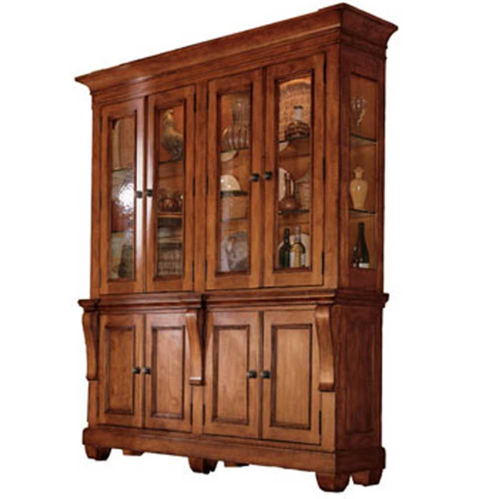 Tuscano 2 Piece China Hutch By Kincaid Furniture FurnitureDining Room
