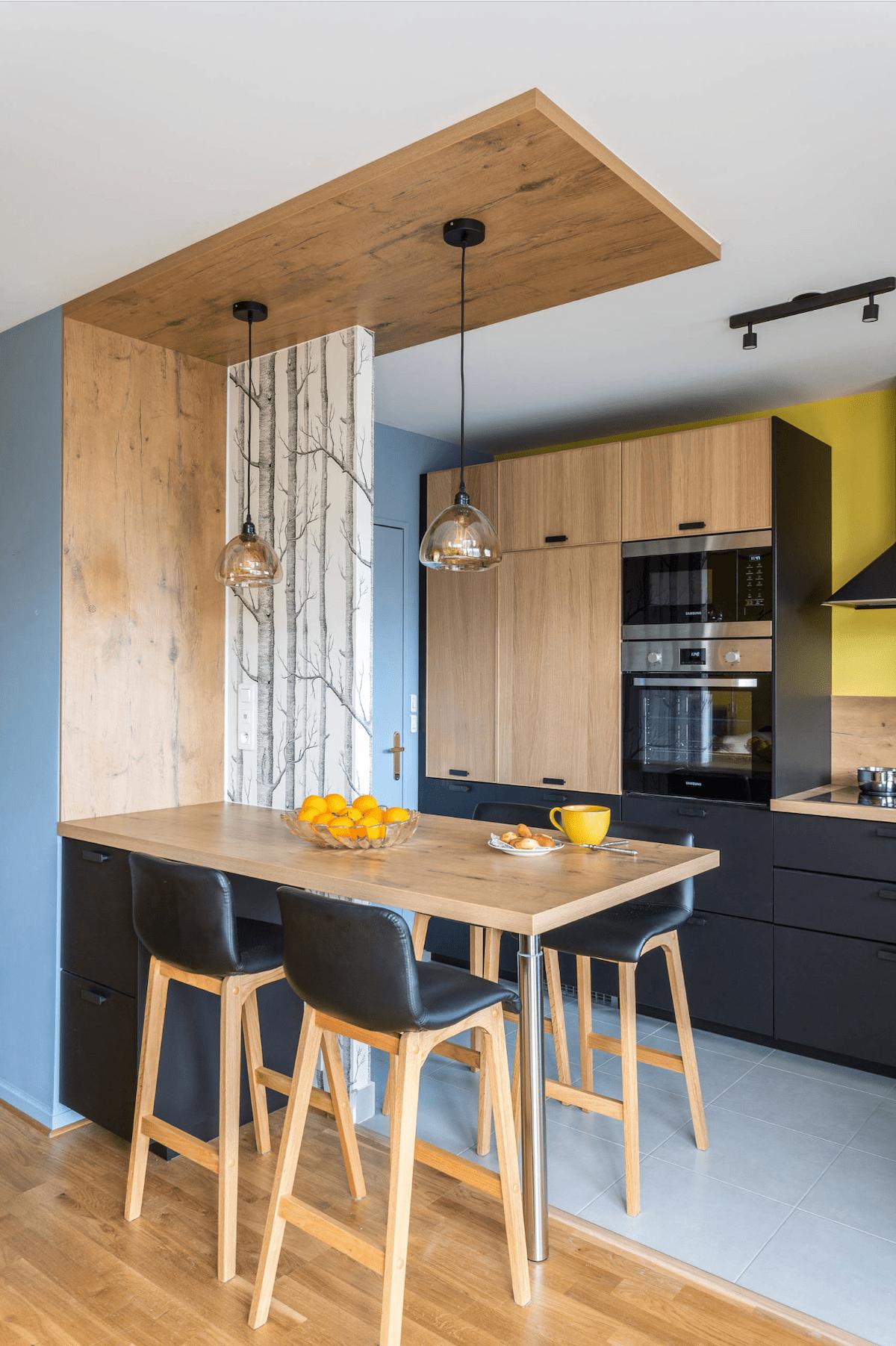 Creer Une Separation Dans Un Salon cuisine ouverte sur salon réussie : 20 astuces | ide dapur
