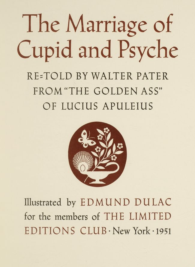 The Marriage Of Cupid And Psyche Fables Fairy Tales Fantasy