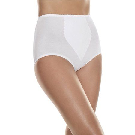 6d6f45a8b0d0 Hanes Women's Shaping Brief 2-Pack, Size: Large, White | Products ...