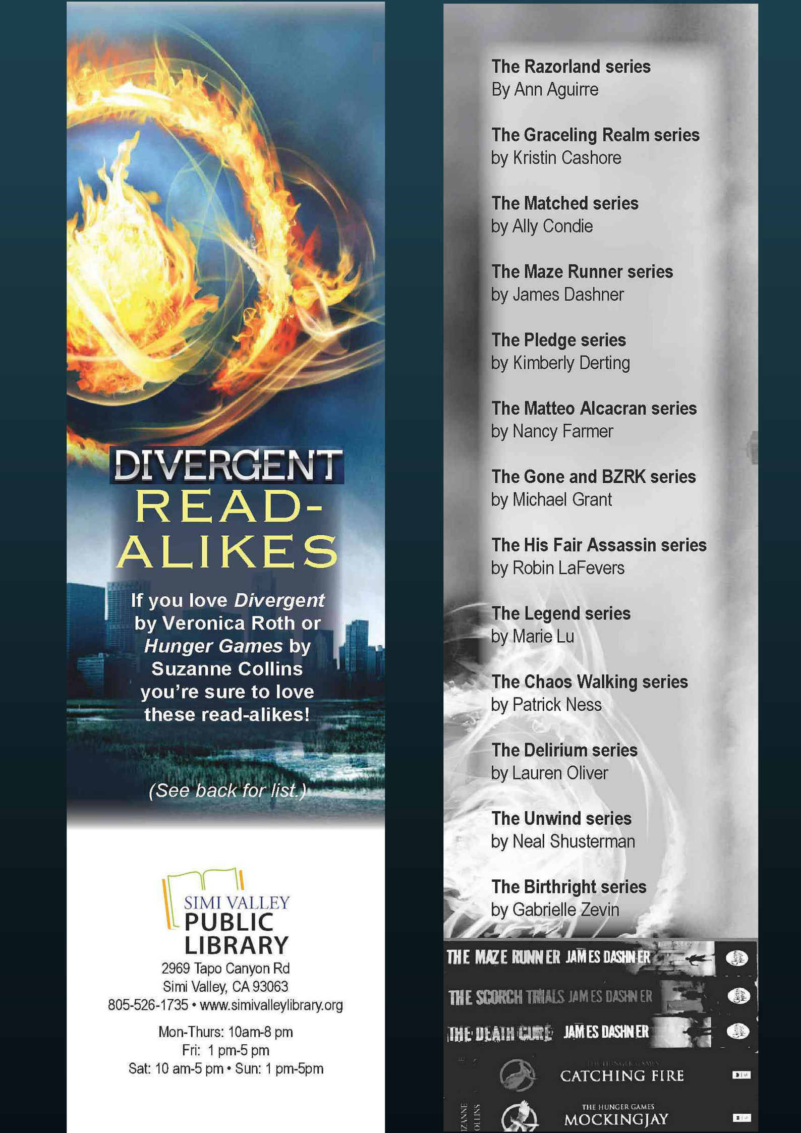 Here S 13 Ya Books To Check Out If You Loved Divergent And