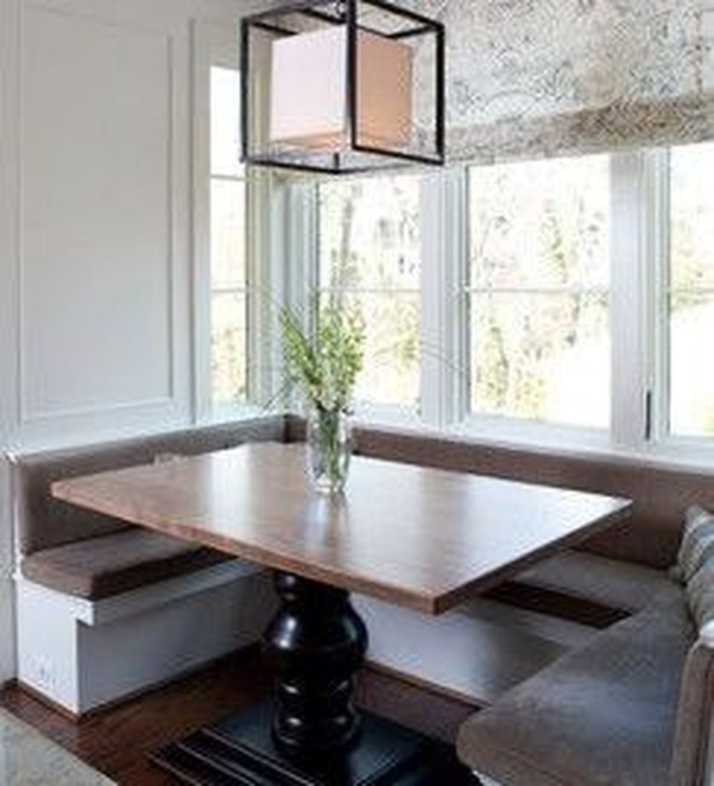 47 Cool Dining Room Booth Design Ideas