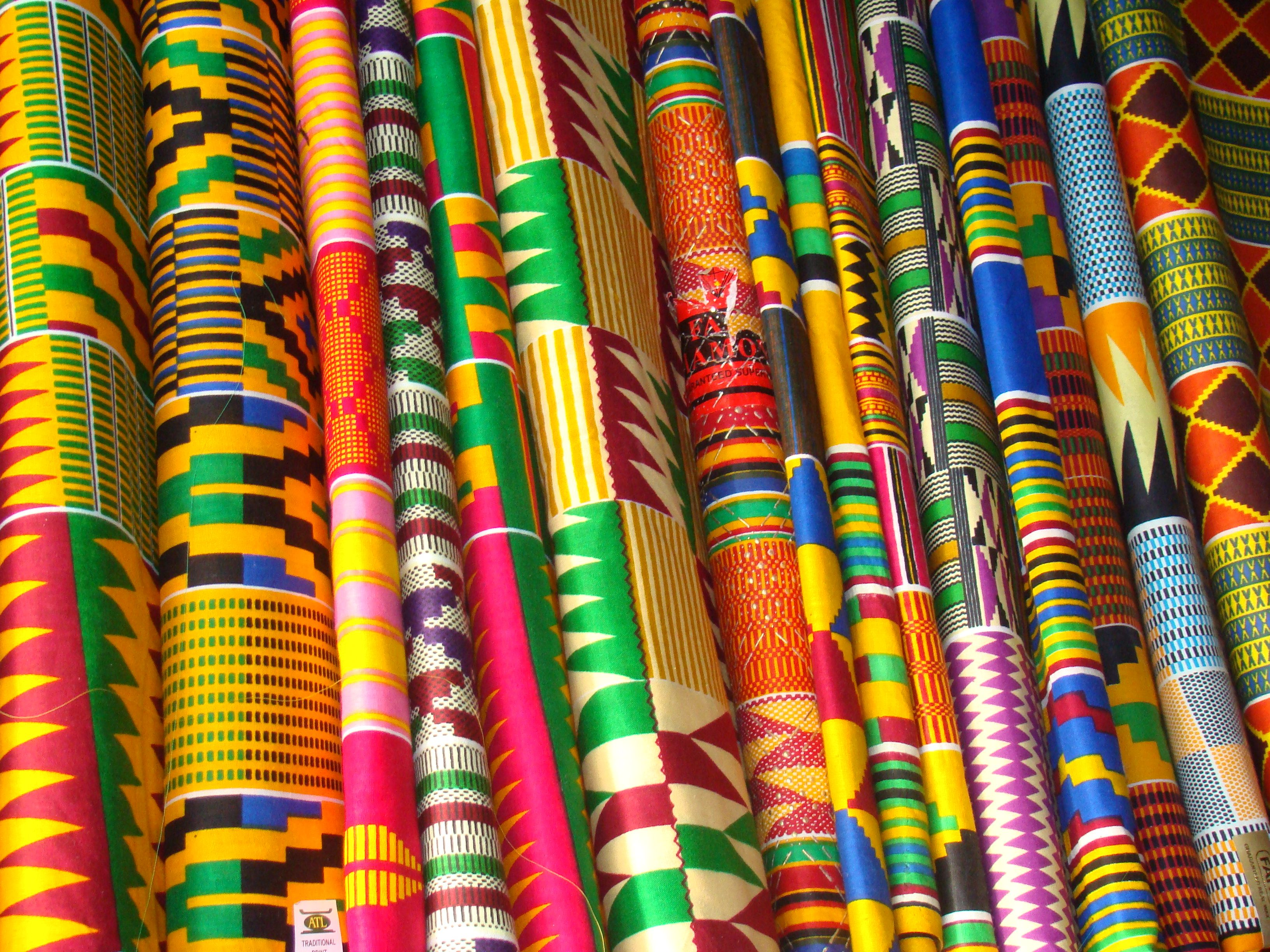 Kente Fabric from Ghana | Photography | Pinterest | Ghana ...