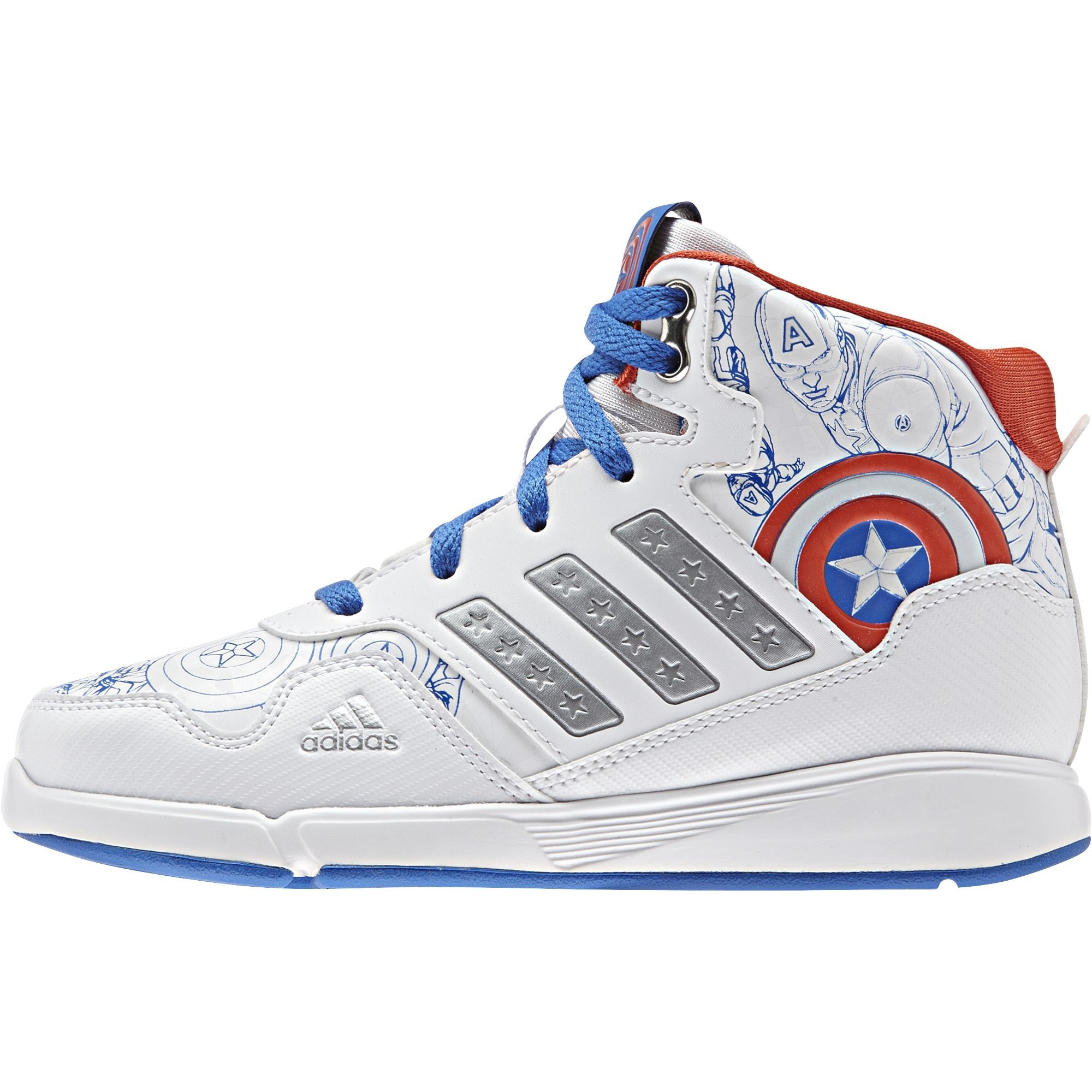 adidas limited edition marvel avengers shoes