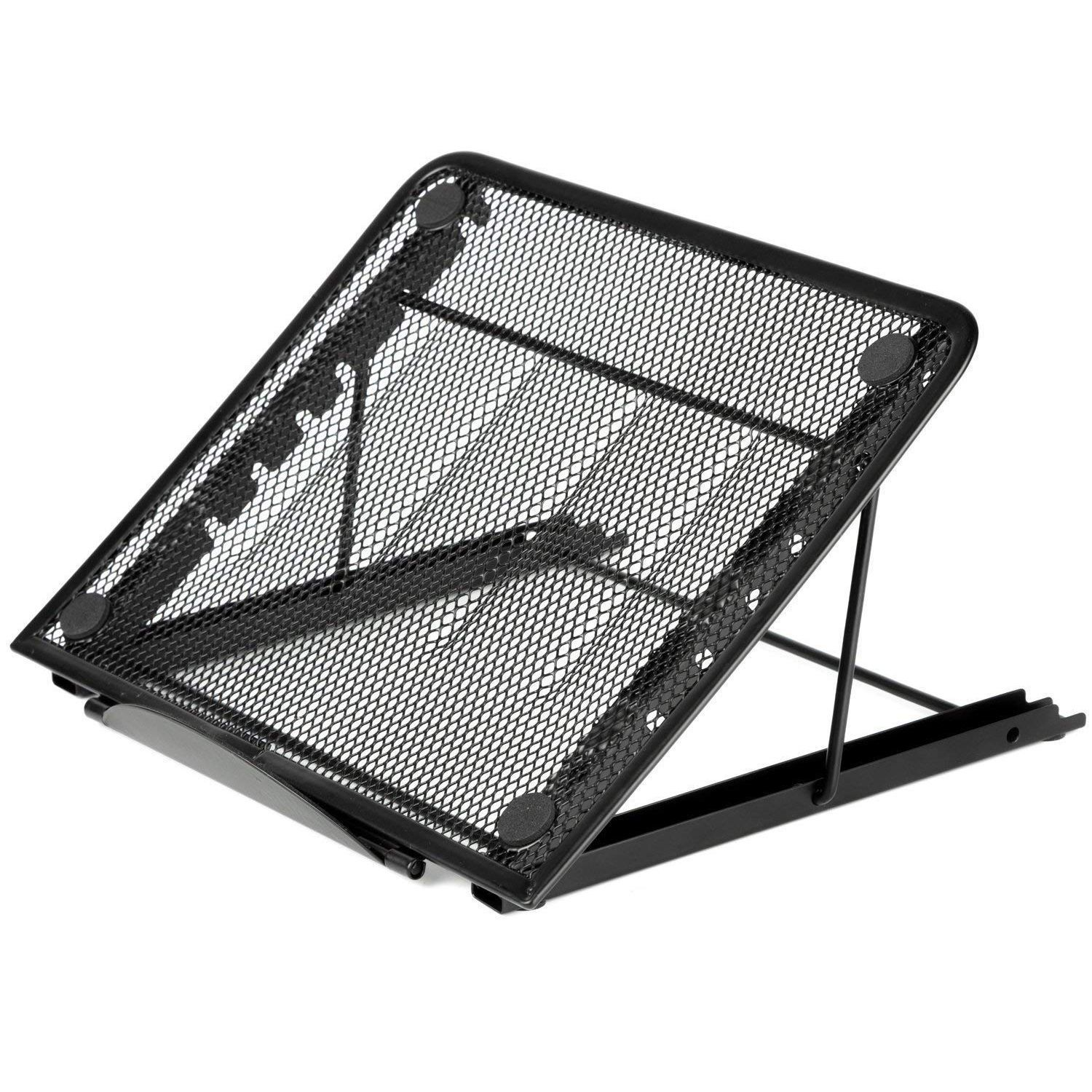 Mesh Ventilated Adjustable Laptop Stand For Laptop Notebook