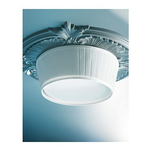 197 Rstid Ceiling Lamp White Ceiling Lamp Ikea Lamp