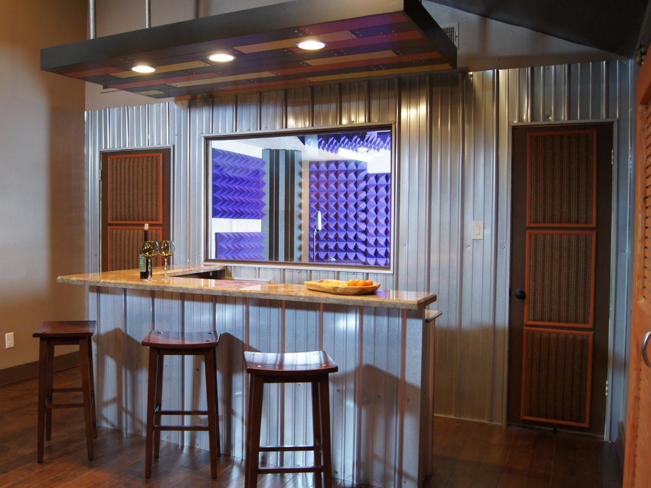 Inspirational Small Home Bar Designs