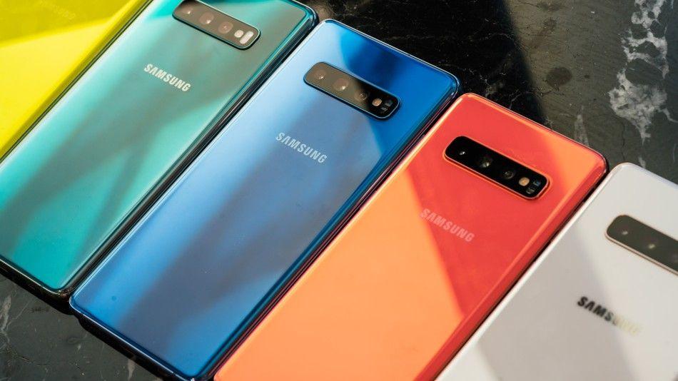 تطبيق Experience من سامسونج لتجربة مزايا جوال جالكسي S10 على جوالك Samsung Samsung Galaxy Galaxy