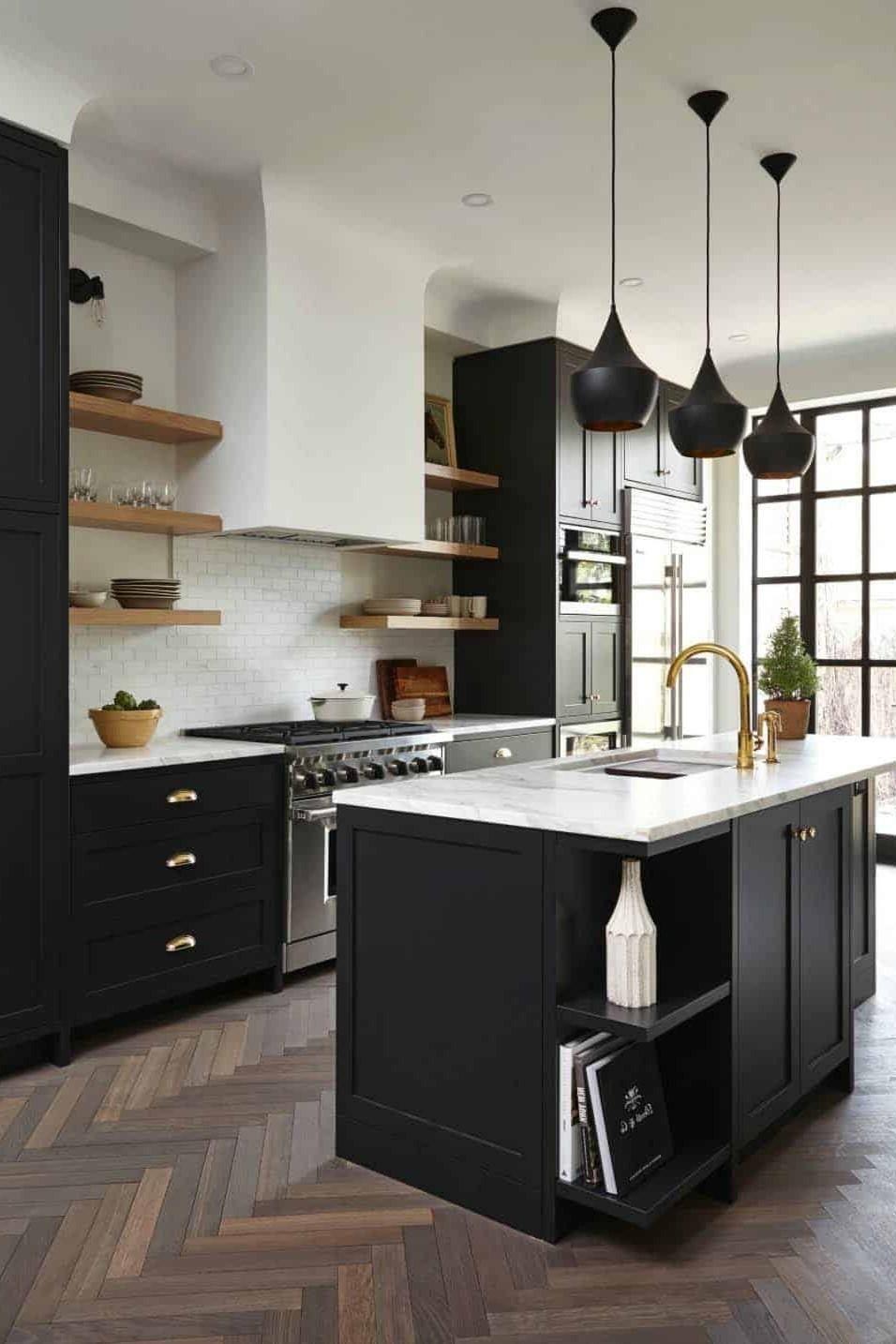 46+ Stylish Rustic Farmhouse Kitchen Ideas
