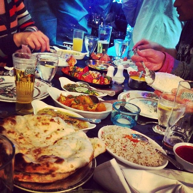 Muhib Indian Restaurant in London, Greater London. I really miss a good Indian dinner in England and this has satisfied my 9 year earning for one. Can't wait 9 more years for the next one.