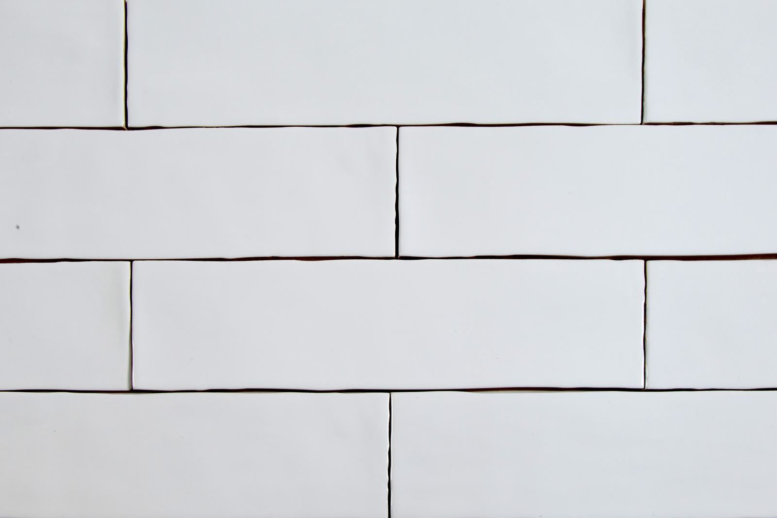 Lusso 3 X 12 Bianco Handmade Look Polished Subway Tile Subway Tile Ceramic Wall Tiles Tiles