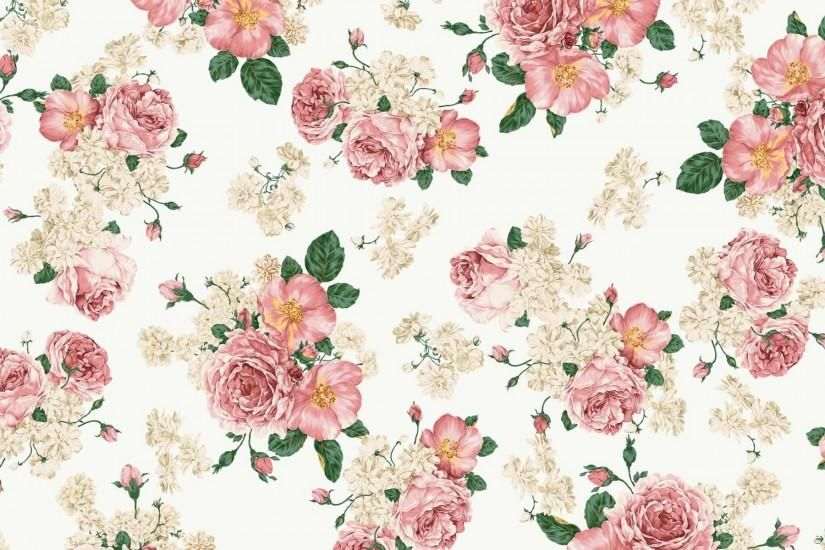 Download 15 Free B Floral Vintage Wallpapers B Vintage Flowers Wallpaper Vintage Floral Wallpapers Flower Wallpaper