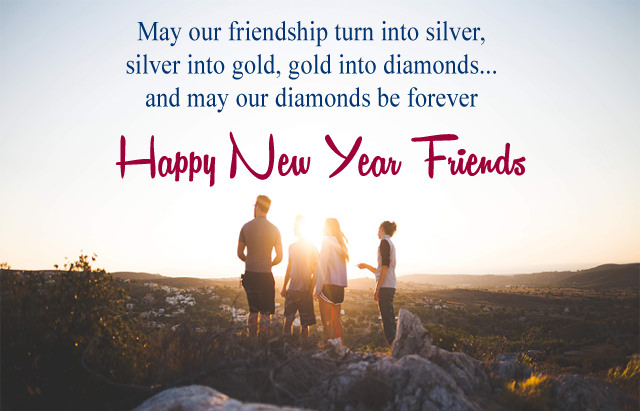 Happy New Year Wishes For Friends 2020 Wishes Panda Happy New Year Quotes Happy New Year Friends New Year Wishes Quotes
