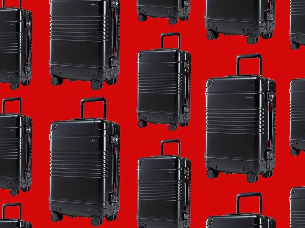This New Arlo Skye Carry On Bag Is Sleek Af Travel Fun Conde Nast Traveler Travel
