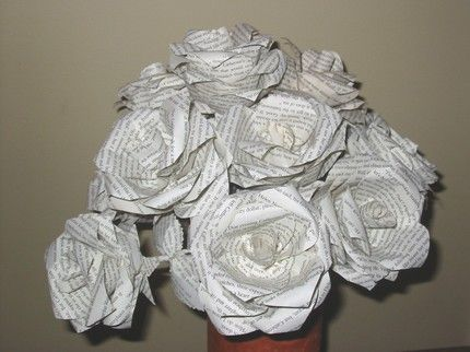 eco friendly - DIY bouquet. Or, your planner can make it ...