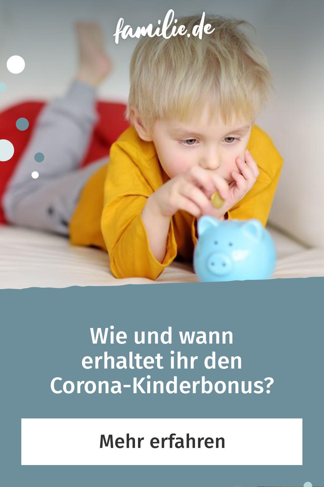 Kinderbonus Corona Rlp