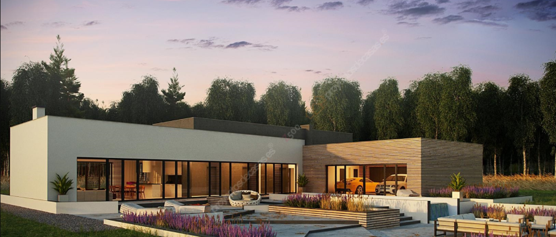 Diseños de casas modernas, Planos de cabañas, Planos de ...