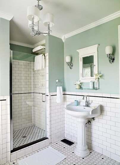 Photo of Trendy bathroom remodel ideas style half walls 41 ideas