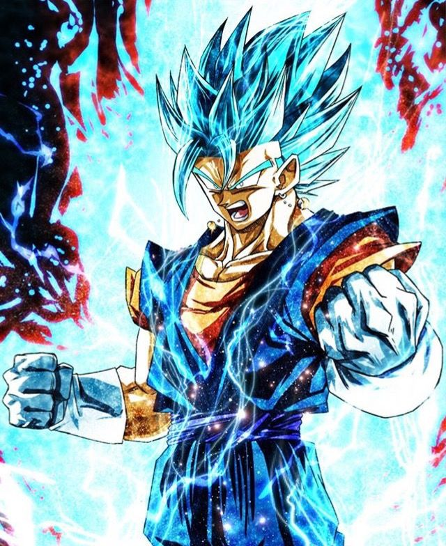 Super Saiyan God Vegito Can T Wait For Next Episode Anime Goku