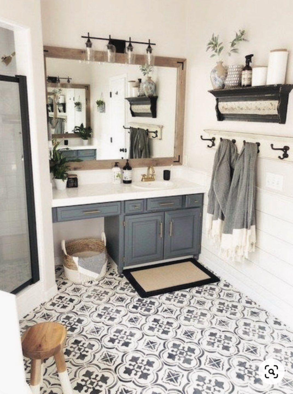 Inspiration Board: Modern Guest Bathroom Ideas