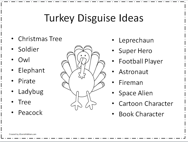 STEAM Turkey Disguise Project- Let's Make It A Unicorn