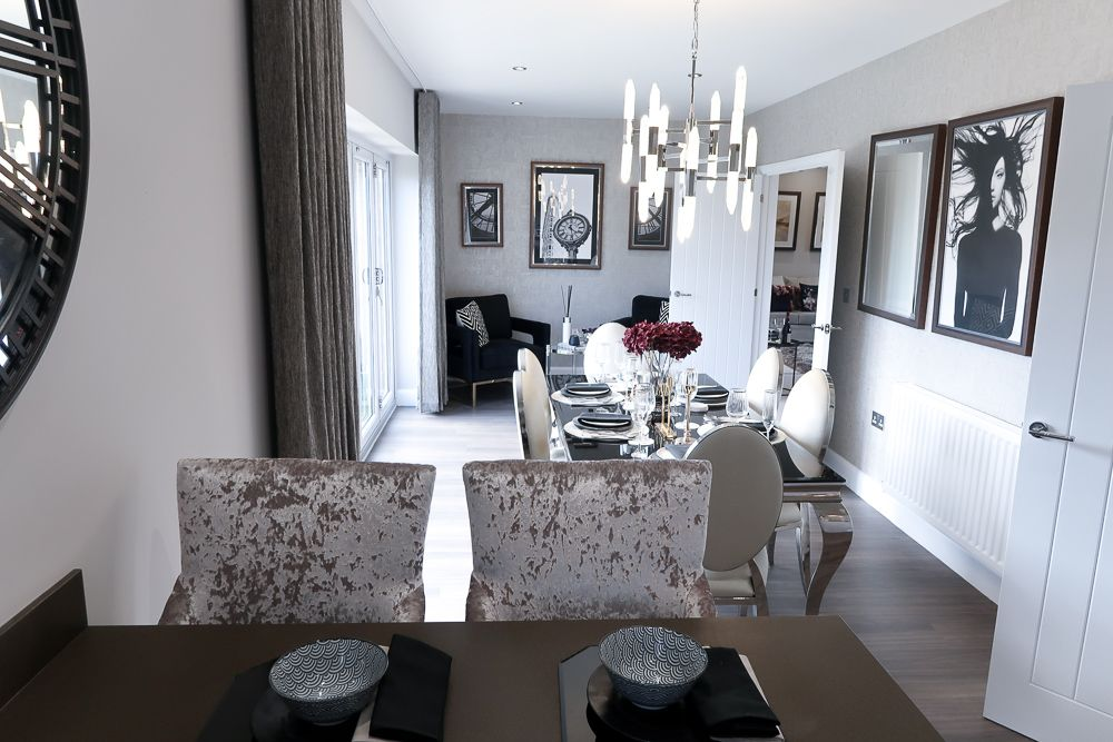 Miller Homes How To Style Your New Home With Miller Homes Home Interiors Blog Miller Homes House Interior Decorating A New Home