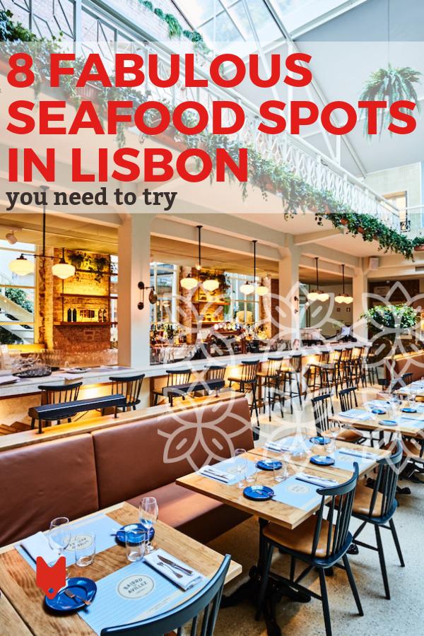 The Best Seafood Restaurants In Lisbon Feature A Little Bit