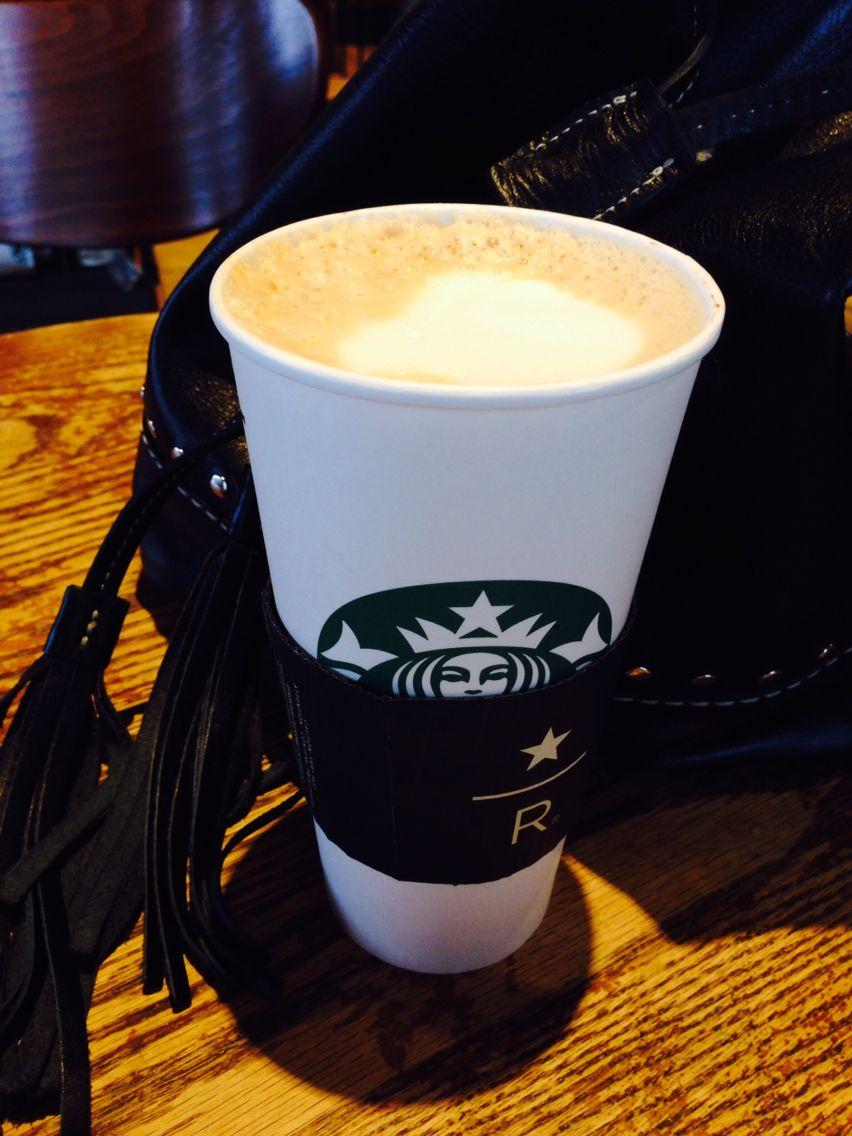 My Free Flat White Coffee : )