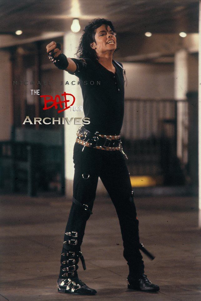 6cbc3106 Michael Jackson Bad | The King of Pop | Michael jackson bad era ...