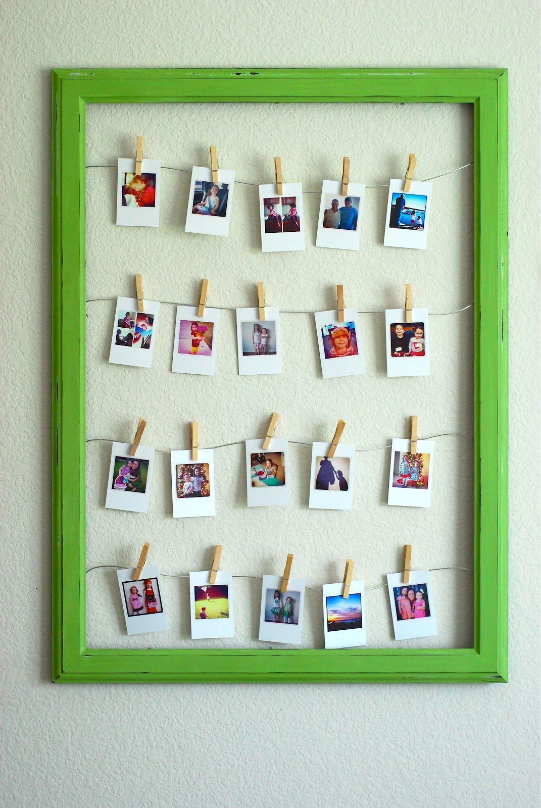 DIY - Displaying Instagram Photos
