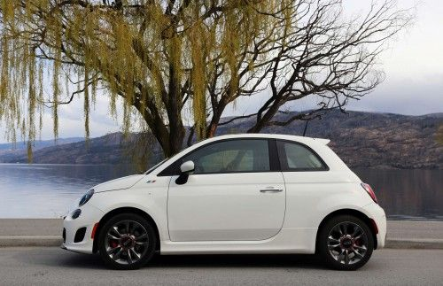 White 2015 Fiat 500 Turbo Wallpaper With Images 2015 Fiat 500