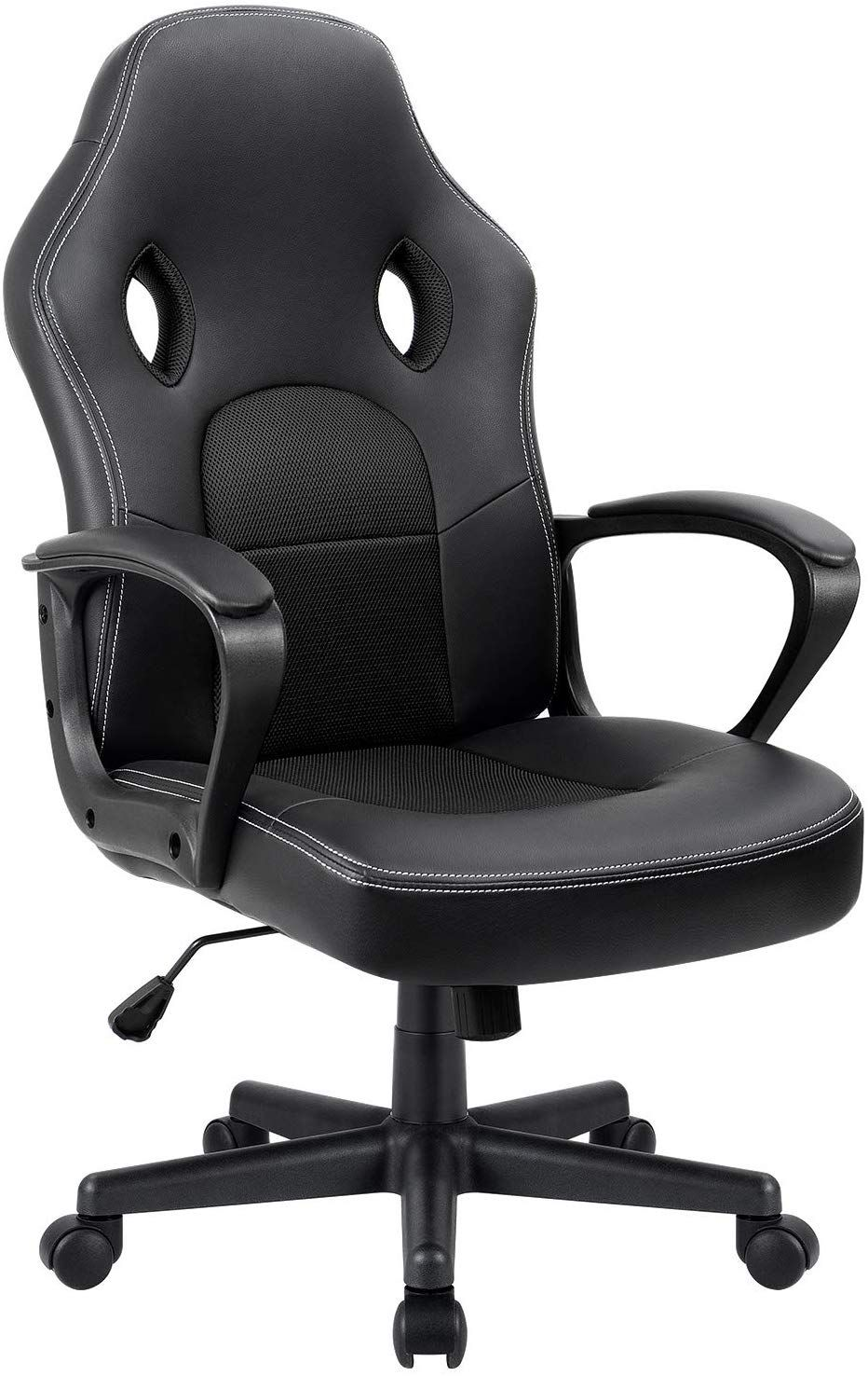 Furmax Office Chair Desk Leather Gaming Chair High Back Ergonomic
